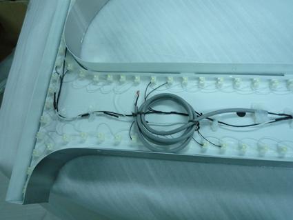 LEDバックライトチャンネル1