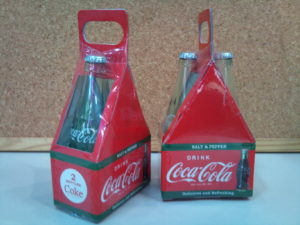 コカコーラ SALT&PEPPER