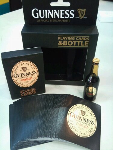 GUINNESS PLAYING CARDS (ギネス・トランプ)