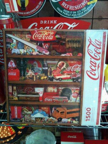 コカ・コーラ ジグソーパズル 1500ピース