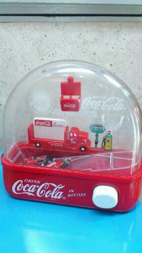 Coca-Cola ウォーターゲーム(Gas station)