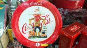 Coca-Cola ティントレー