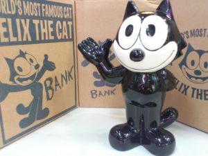 FELIX THE CAT セラミックBANK