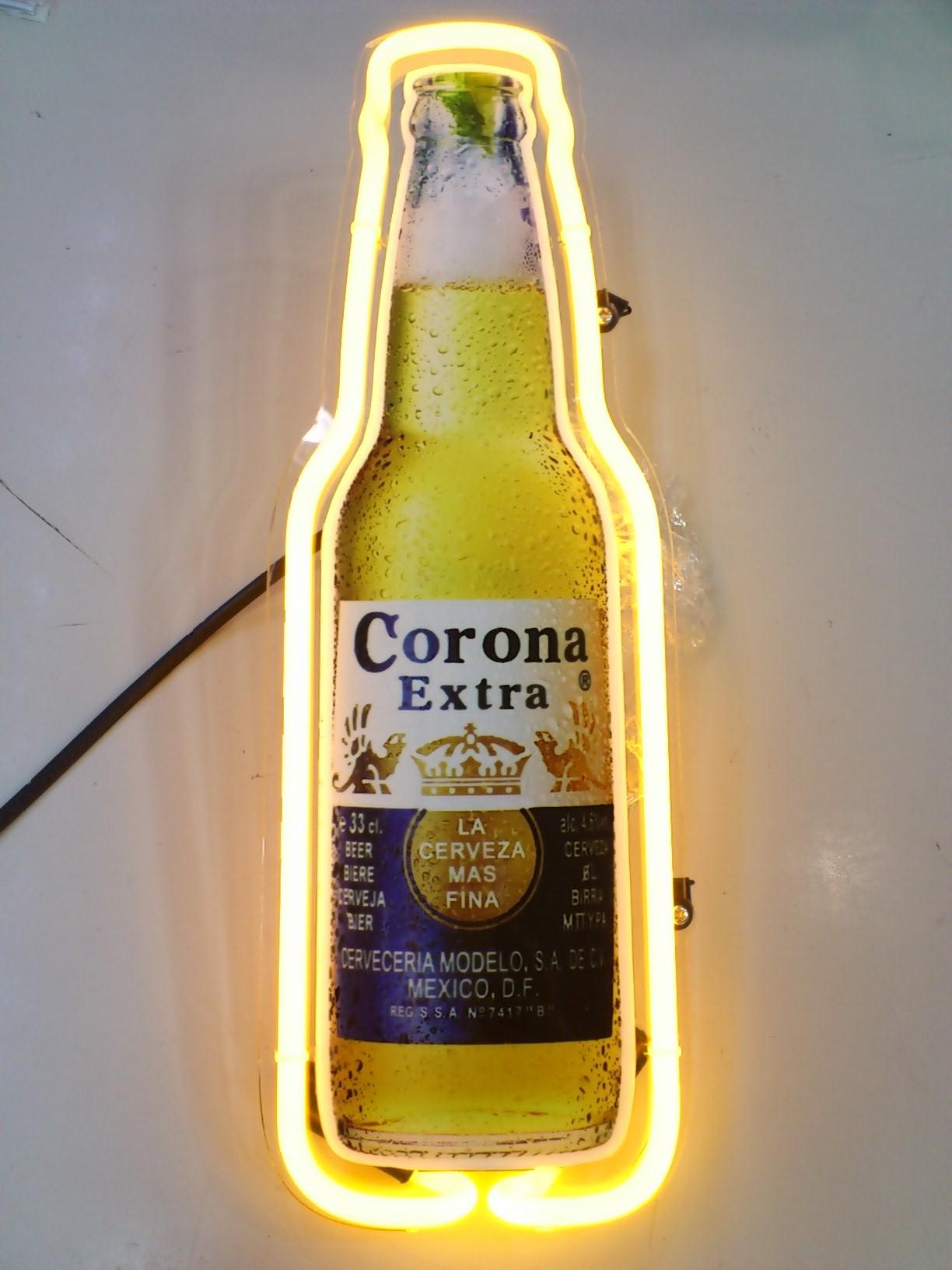 corona ネオンサイン