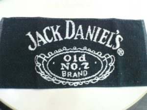 Jack Daniel's Bar Towel